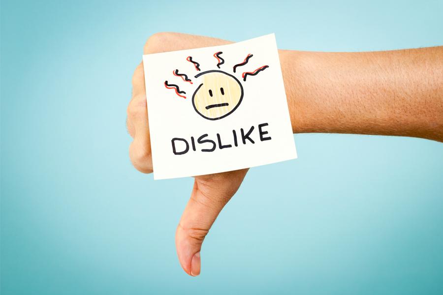 pagina facebook 5 errori da evitare