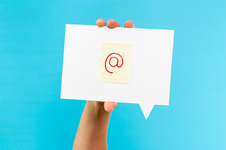 E-mail marketing per palestre