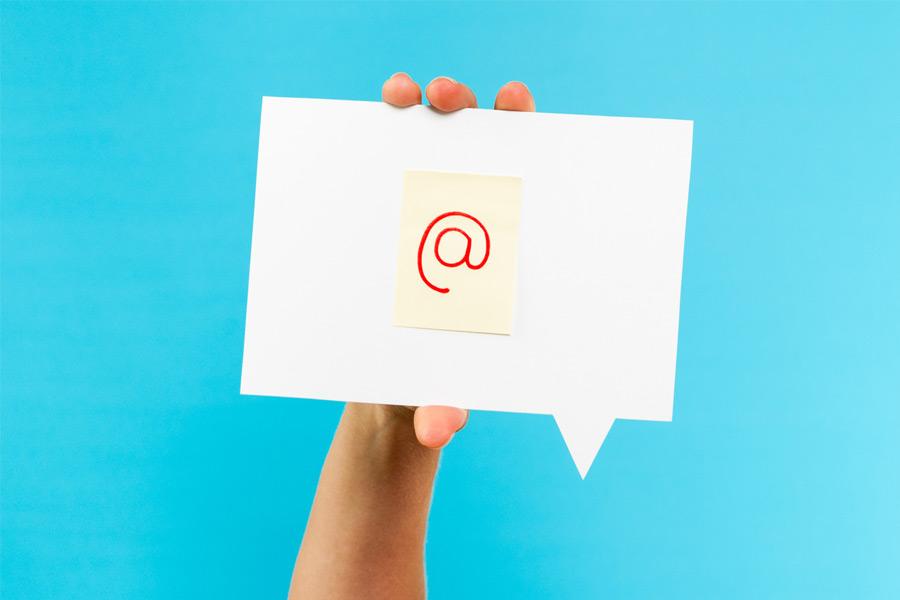 E-mail marketing per palestre