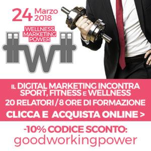 Wellness Marketing Power Roma