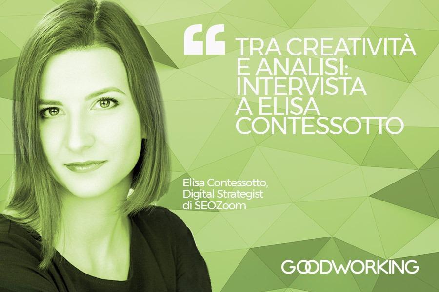 Intervista e Elisa Contessotto