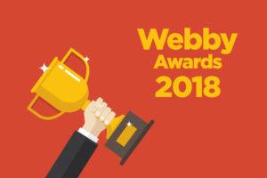 Webby Awards 2018