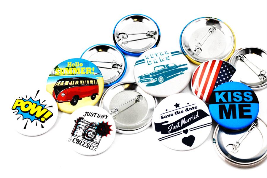 Pins personalizzabili