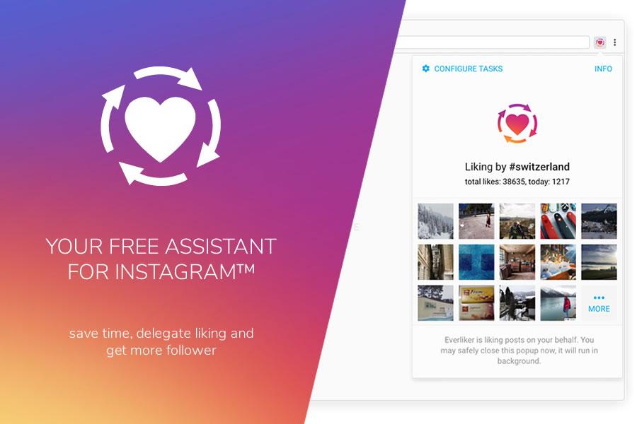Everliker: l'estensione per Chrome che ottimizza la tua attività su Instagram (Cover)