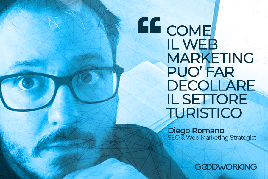 web marketing turistico Diego Romano