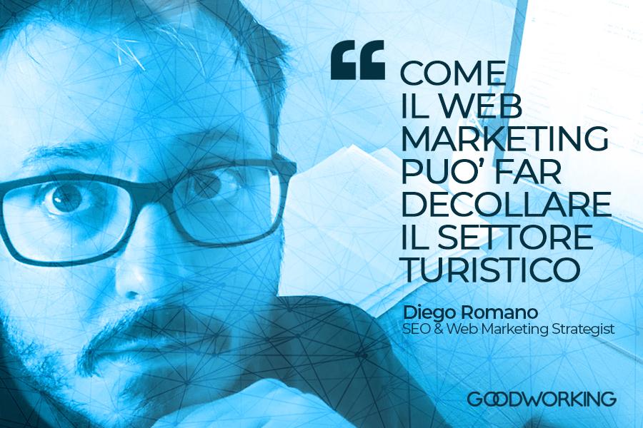 web marketing turistico Diego Romano