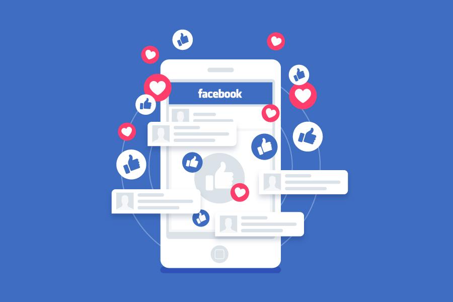 Iscriversi ai gruppi Facebook con la pagina aziendale