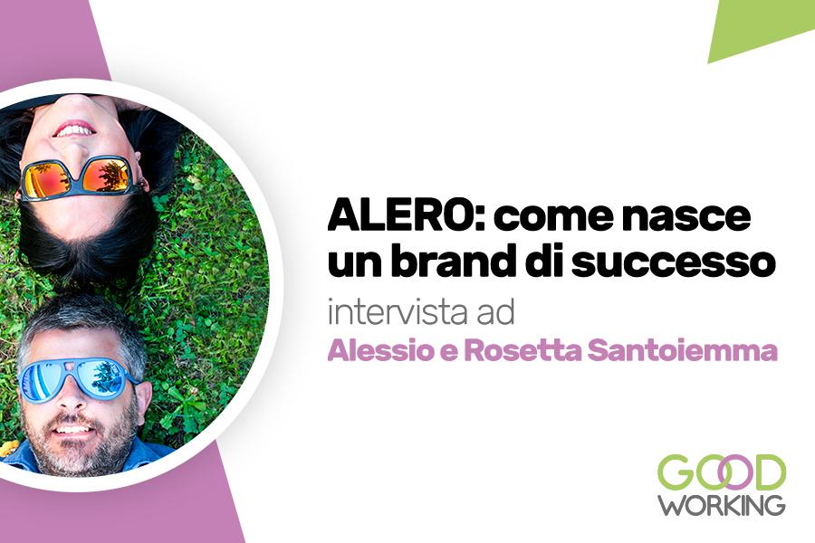 ALeRO design ALESSIO E ROSETTA SANTOIEMMA