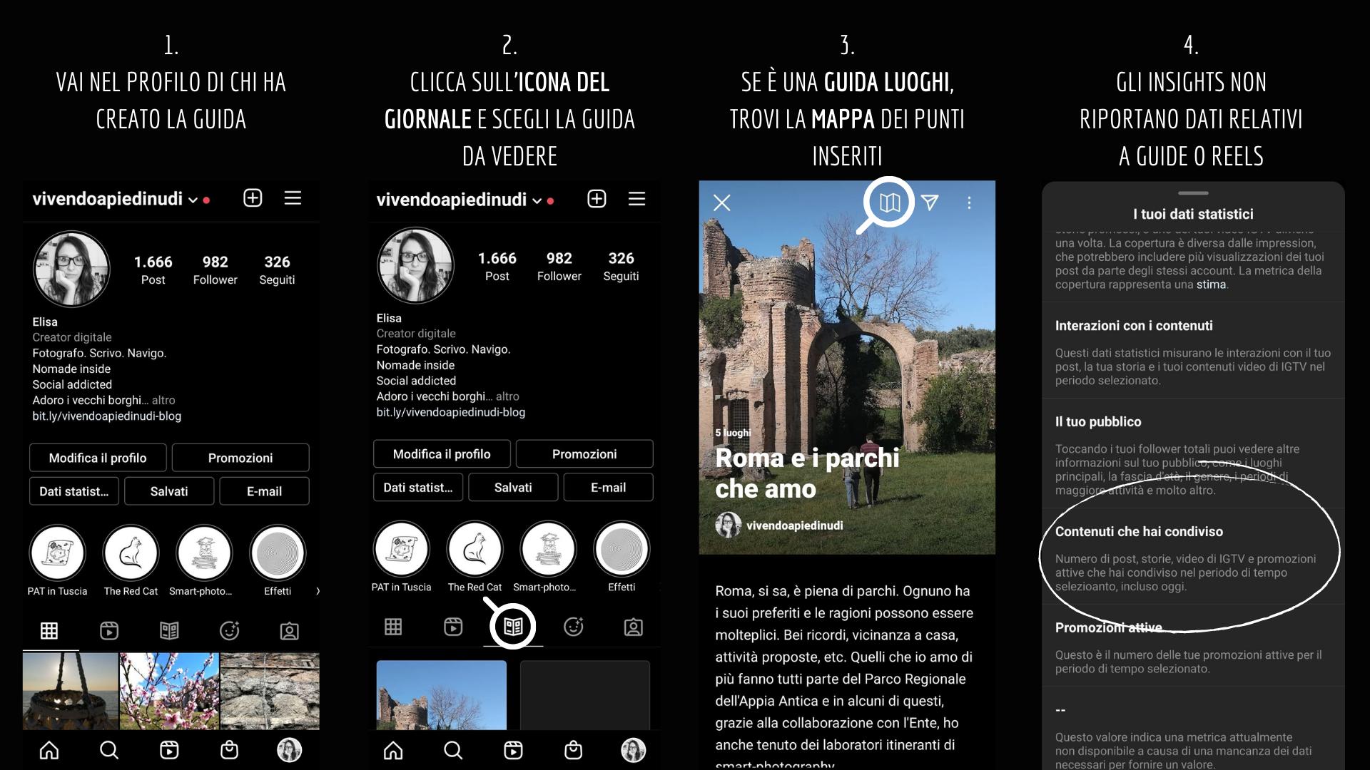 Instagram Guides: suggerimenti e consigli utili